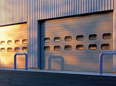 Commercial Overhead Garage Doors